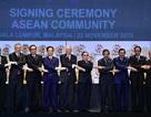 Lãnh đạo các nước ASEAN ký tuyên bố thành lập cộng đồng chung