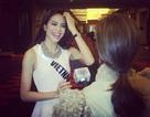 Lý giải nguyên nhân Phạm Hương tay trắng tại Hoa hậu hoàn vũ 2015