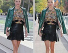 Miranda Kerr nổi bật tại show của Louis Vuitton