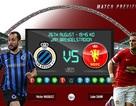 Club Brugge - Man Utd: Còn gì để tranh đấu?
