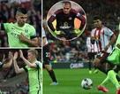"""Man City vùi dập Sunderland, Advocaat ở thế """"ngàn cân treo sợi tóc"""""""
