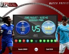 Everton - Man City: Mở hội ở Merseyside