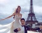 Hé lộ ảnh cưới siêu đẹp của Huỳnh Hiểu Minh - Angela Baby