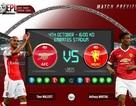 Arsenal - Man Utd: Lời khẳng định về vị thế