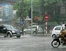 Ảnh hưởng không khí lạnh, miền Bắc có mưa giông rải rác
