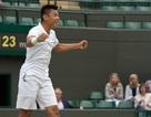 Tay vợt Lý Hoàng Nam lọt top 1000 thế giới