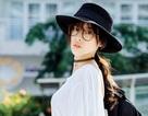 Nữ sinh trường Múa xinh đẹp làm mẫu ảnh từ năm 12 tuổi