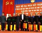 Ông Nguyễn Thiện Nhân dự Ngày hội Đại đoàn kết tại Lào Cai