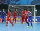 Thua ngược Thái Lan, đội tuyển futsal nữ Việt Nam trắng tay rời giải