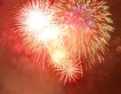 """Mãn nhãn với """"bữa tiệc"""" pháo hoa mừng Quốc khánh"""