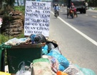 Gần 20 ngày dân chặn xe rác, rác thải tràn ngập khắp nơi