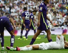 Real Madrid hòa thất vọng Malaga tại Bernabeu
