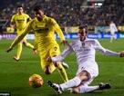 Real Madrid gục ngã trước Villarreal tại El Madrigal