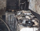 Hà Nội: Cháy nhà trong ngách sâu, 1 phụ nữ tử vong