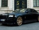 Một Rolls-Royce Ghost khác lạ