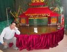 Rối nước thu nhỏ của Việt Nam biểu diễn ở Anh