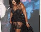Serena Williams gây choáng với váy ren