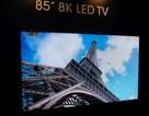 Sharp sẽ bán TV 8K đầu tiên trên thế giới từ tháng 10
