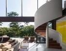 Những mẫu cầu thang xoắn ốc đẹp cho ngôi nhà có diện tích khiêm tốn