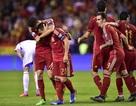 Đại thắng Luxemburg, Tây Ban Nha giành vé dự Euro 2016