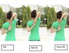 Bài tập kiểm tra khả năng vận động linh hoạt