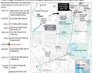 [ĐỒ HỌA] Hành trình nghi phạm thực hiện vụ đánh bom Bangkok