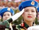 Niềm vui của Khối trưởng Khối nữ chiến sĩ quân y