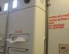 Mất 4 triệu đồng vì hút thuốc lá trong toilet máy bay