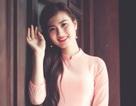 Thiếu nữ Hà thành duyên dáng tà áo dài chào mừng 20/11