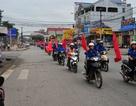 Ra quân tuyên truyền ATGT trên đường cao tốc Hà Nội – Thái Nguyên