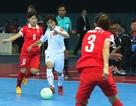 Đội tuyển futsal nữ Việt Nam thua đáng tiếc Trung Quốc