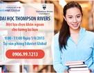 Đại học Thompson Rivers - Một lựa chọn khôn ngoan cho tương lai bạn