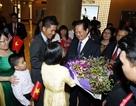 Thủ tướng Nguyễn Tấn Dũng tới Malaysia dự Hội nghị cấp cao ASEAN 27