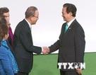 Thủ tướng Nguyễn Tấn Dũng dự lễ khai mạc hội nghị COP21