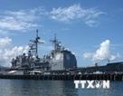 Hải quân Mỹ khẳng định lợi ích cốt lõi ở châu Á-Thái Bình Dương