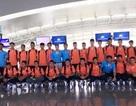 U19 Việt Nam đổ bộ tới Myanmar, sẵn sàng vào trận