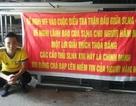 CĐV xứ Nghệ đốt khăn, yêu cầu điều tra đội bóng SL Nghệ An