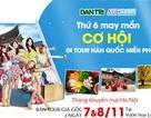 """Ngao du Hàn Quốc với """"Thứ sáu may mắn cùng APT Travel"""" tháng 11"""