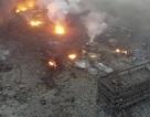 Hiện trường kinh hoàng vụ nổ tại Thiên Tân nhìn từ trên cao