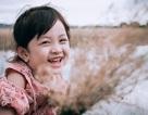 Vẻ đẹp trong sáng tựa thiên thần của bé gái xứ Nghệ