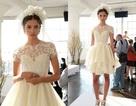 Những mẫu váy cưới tuyệt đẹp cho mùa thu đông