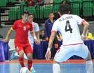 Thắng Myanmar, đội tuyển futsal nam Việt Nam gần có vé vào bán kết