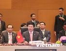 Việt Nam chia sẻ diễn biến phức tạp ở Biển Đông tại các hội nghị ASEAN
