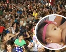 Ngày hội cho con bú ở Manila