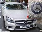 "Tỷ phú Trung Đông ""khoe"" Mercedes dát kim cương"