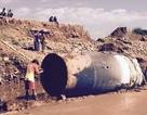 Vật thể bí ẩn rơi xuống Myanmar, nghi là của tên lửa Trung Quốc
