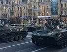"""Ukraine và Nga """"lên gân"""" trước Ngày Độc lập của Ukraine"""