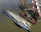 Lật tàu du lịch ở Trung Quốc, 1 người chết, 14 người mất tích