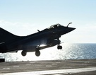 Máy bay chiến đấu Pháp tấn công nhà máy chế tạo tên lửa của IS