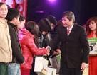 """""""Tết Sum vầy"""" tại Bắc Ninh: Trao hơn 1.200 suất quà Tết cho công nhân"""